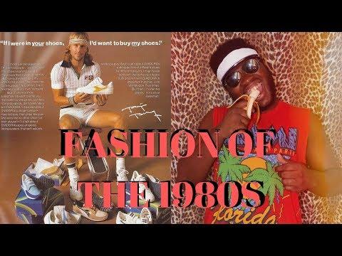 Fashion Of The 1980s | Men's Fashion