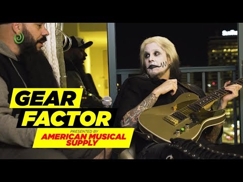 John 5 - My Signature Fender Telecaster Squier Guitar - Gear Factor