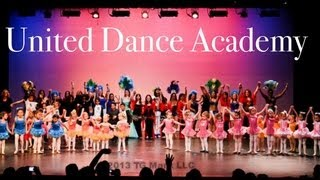 United Dance Academy, Youth and Adult Dance Lessons in Dallas Texas (Dance Studio)