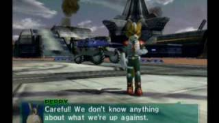 Star Fox Assault Gameplay