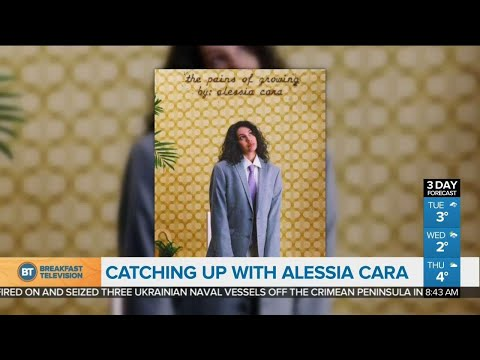 Alessia Cara turns her 'Growing Pains' into new music