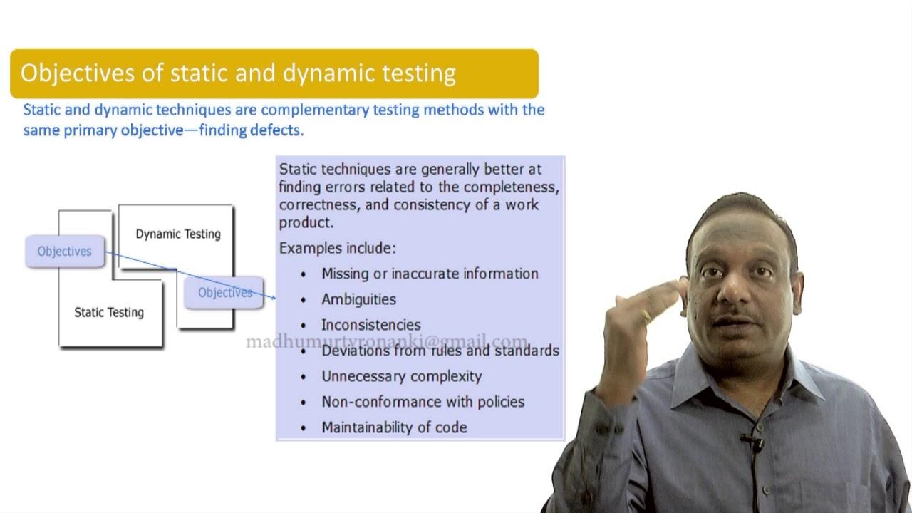 Software testing tutorials istqb certification chapter software testing tutorials istqb certification chapter static testing xflitez Images