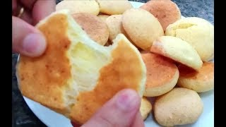 Pão de Queijo de Fécula de Mandioca – Muito Fácil