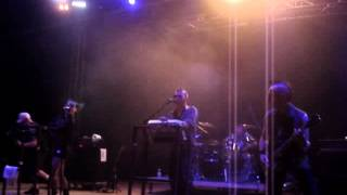 KMFDM live in Leipzig