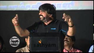 Director, Producer, Script Writer, Actor, Dialogue Writer, T. Rajendar Speech in Dinamalar Video