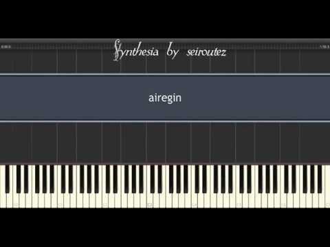 [Synthesia][MIDI] airegin