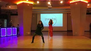 Певица Летта и Остроухова Ольга. Dance Star Festival - 13. Группы. 10 декабря 2017г.
