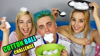 ☁️ COTTON BALL CHALLENGE ☁️