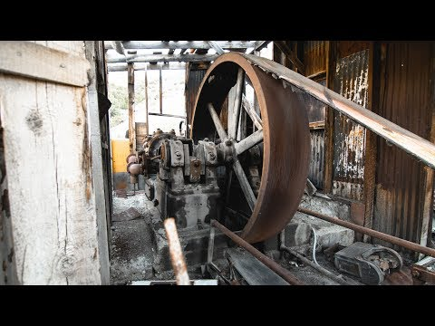 Exploring The Reward Gold Mine And Mill