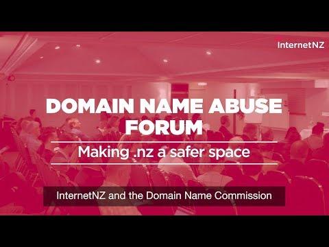 Domain Name Abuse Forum