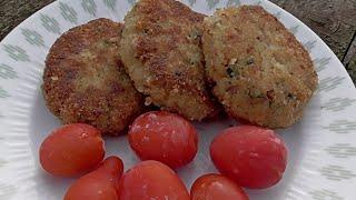 Очень Вкусные Рыбные Котлеты из Минтая. Пошаговый рецепт.