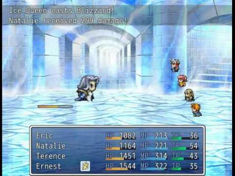 RPG Maker VX Ace - Animated Enemy Battler - Battle Test