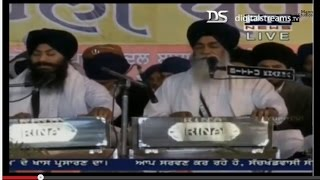 Barsi Sant Baba Daya Singh Ji Dal Baba Bidhi Chand - Ragi Bhai Inderjit Singh Bombay Wale 01/19/2015
