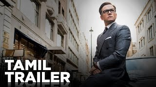 Kingsman: The Golden Circle | Official Tamil Trailer | Fox Star India | September 22