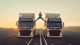 Cannes Lions Festival 2014: Volvo trucks , The Epic Split - World