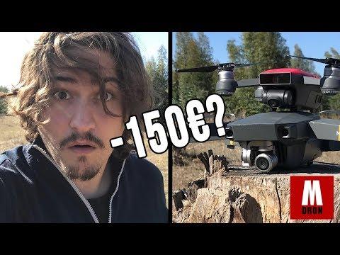 ¿VOLAR DRONES DE DJI CON SMARTPHONE DE 150€?