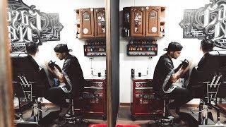 ¡En el Parche - Nos Vemos!  Cholao Express - Casa Negra tattoo