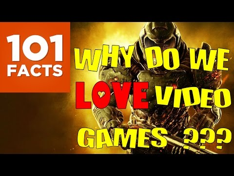 Why Do People Love Video Games? 101 Facts Explains...