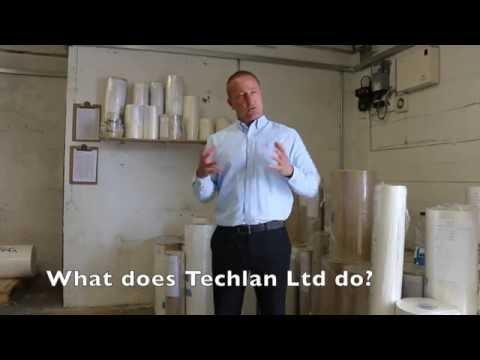 Techlan LTD - Case Study (Silicone Release Paper)