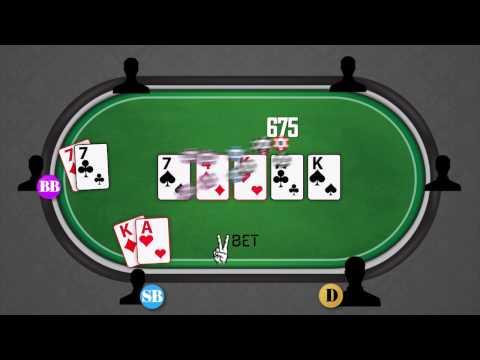 Как научиться играть в покер онлайн.