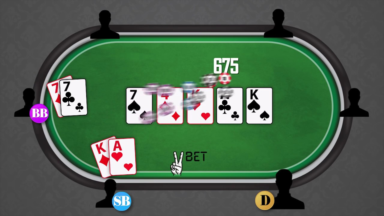 обучиться онлайн покеру как