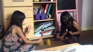 mariya and taiba cup song