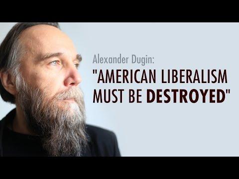 """American Liberalism Must be Destroyed"" – Alexander Dugin at Texas A&M University, April 29, 2015"