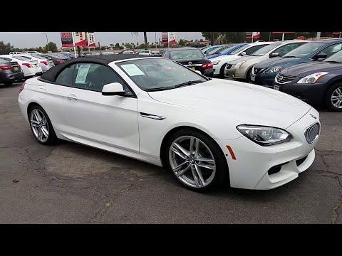 2014 BMW 6 Series San Bernardino, Fontana, Riverside, Palm Springs, Inland Empire, CA COP1000R