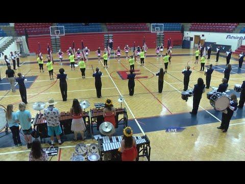 Friday Morning Kickoff-Sullivan East High School