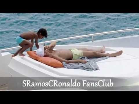 Sergio Ramos Junior & Cristiano Ronaldo Junior Part 3 ❤
