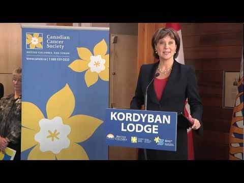 Premier Clark officially opens the Kordyban Lodge