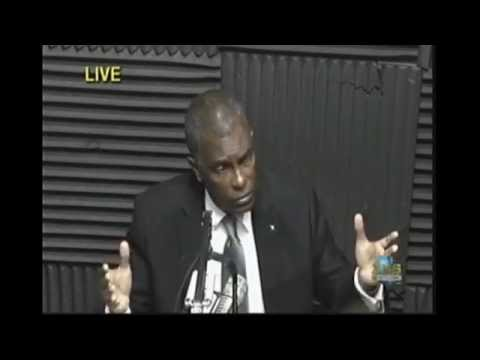 Honourable Fred Mitchell, MP  || Darold Miller Live 2nd Appearance (ZNS)