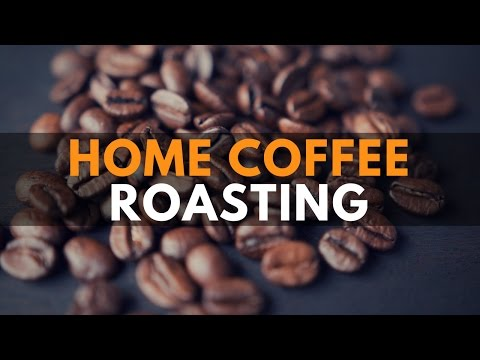Just Coffee roasting set to some lovely music. Roasted in the CBR-101