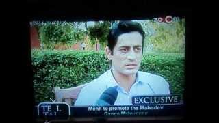 Mohit Raina zoom interview