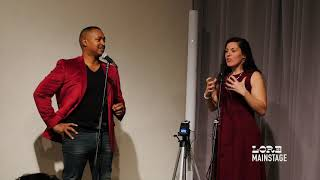 LORE Mainstage: Perspective Kelly Gibson and Reginald Gibson