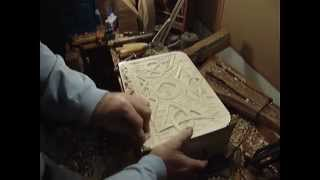 Woodcarving 6 Relief Pyrograph