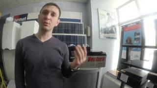 Что такое гелевый аккумулятор?