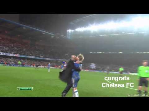 Roberto di Matteo Goes Crazy on Chelsea Vs Napoli Match
