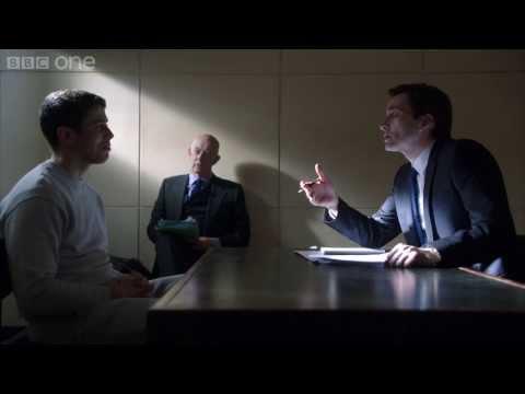 Will Burton meets Liam Foyle - The Escape Artist: Episode 1 - BBC One