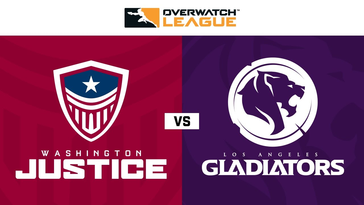 Knockout D | Washington Justice vs Los Angeles Gladiators | Summer Showdown | NA Day 1