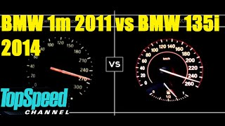 BMW 1m 2011 vs BMW 135i 2014 Acceleration