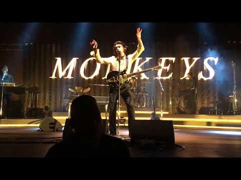Arctic Monkeys - «Mardy Bum» + R U Mine? Live @ Auditorium Parca Della Musica / Roma