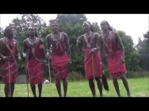 Meet the Maasai Warriors