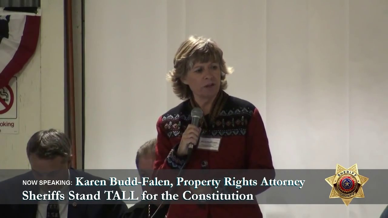 Video: Karen Budd-Falen Discusses Property Rights and the Importance of the U.S. Constitution