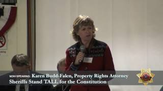 Karen Budd-Falen, Property Rights Attorney WY
