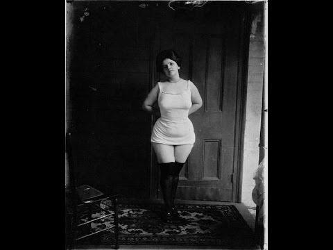 Las prostitutas de Porfiriato