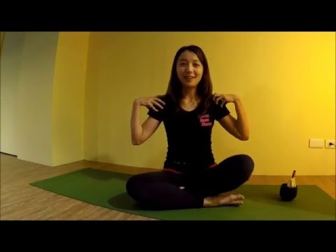 All Yoga Taiwan 30小時火箭瑜珈密集訓練  畢業者感言 子葳