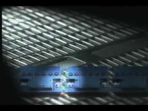 Производство перфорированной полосы и сетки