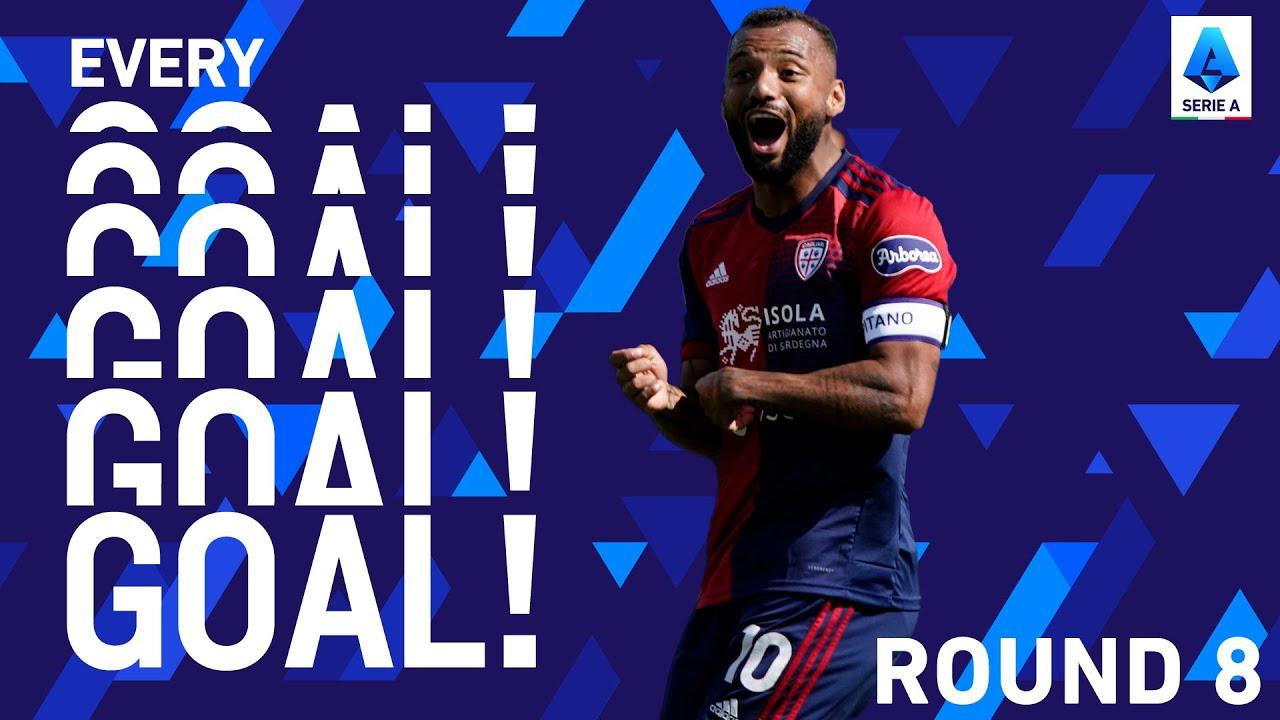 João Pedro scores a double!   EVERY Goal   Round 8   Serie A 2021/22