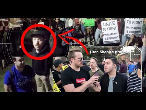Why Does ANTIFA Hate Us So Much? ** NPC Culture **